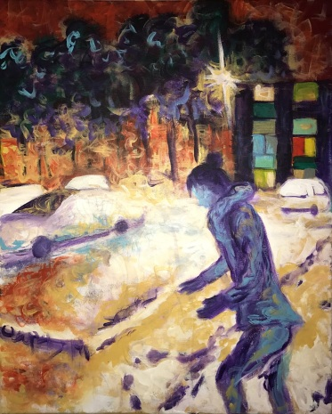 First Snow (2014) / gift to B.C.