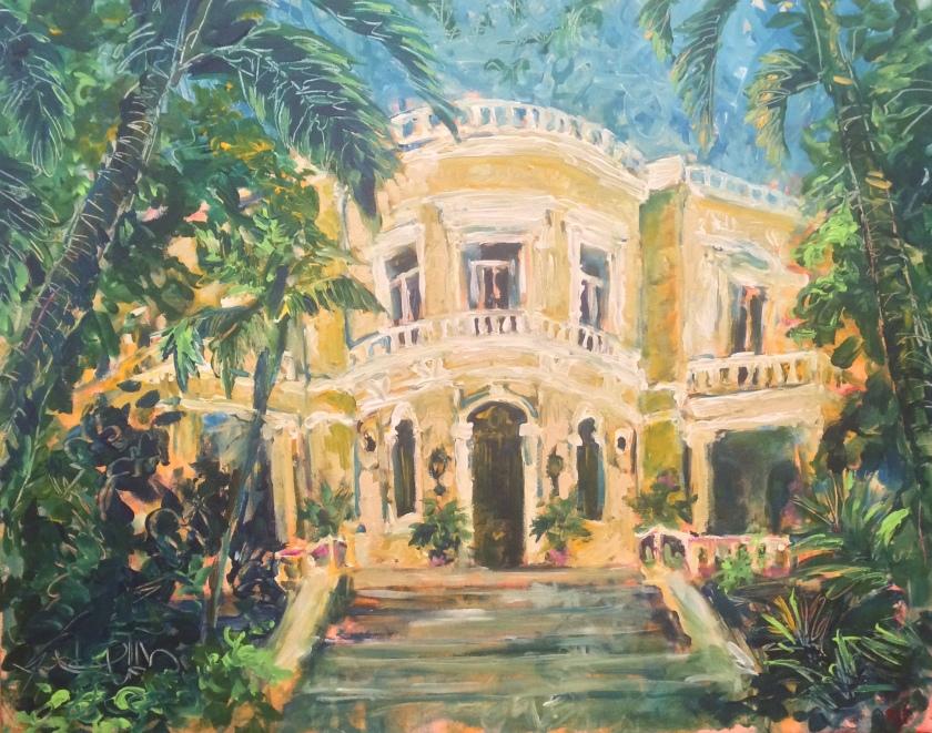 House in Cuba